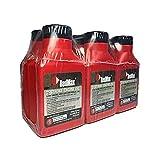 RedMax OEM MaxLife 2-Cycle Oil 2.6oz 6 Pack 1 Gallon Mix 580357201