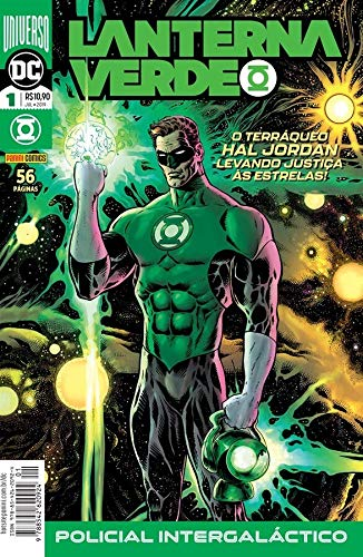 Lanterna Verde Vol. 1 Policial Intergaláctico