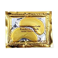 This goldbio-collagen eye mask can effectively relieves chronic fatigue and diminishes the formation of fine lines, wrinkles, crow-feet lines around the eye area, minimizing eye-bags and fades dark circles remarkably. Collagen synthesis is activated ...