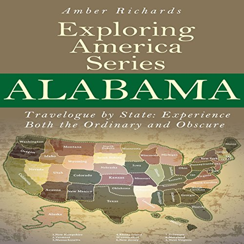 Alabama - Travelogue by State cover art