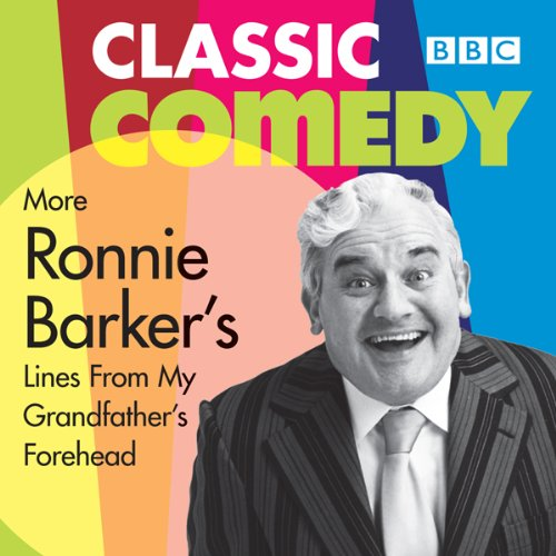 More Ronnie Barker's Lines from My Grandfather's Forehead cover art
