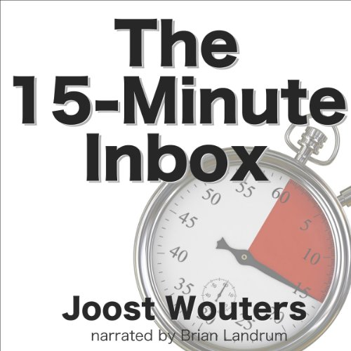 The 15-Minute Inbox audiobook cover art