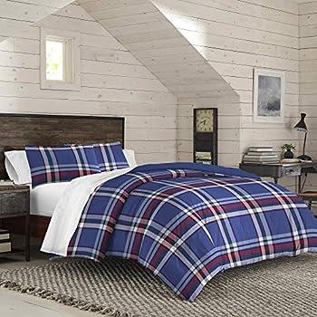 IZOD Ryan Comforter Set King Cobalt