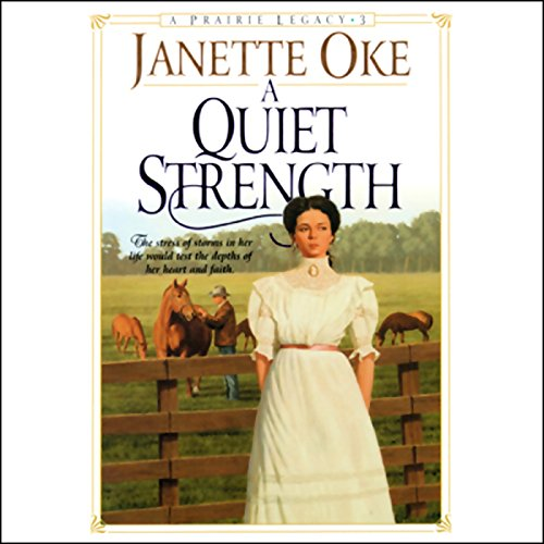 A Quiet Strength audiobook cover art