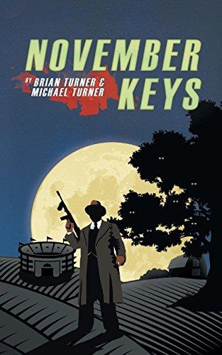 Book: November Keys by Brian and Michael Turner
