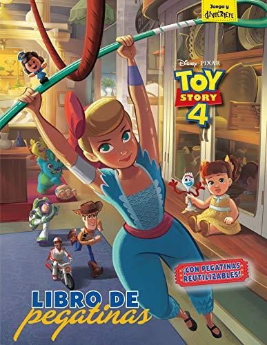 Toy Story 4. Libro de pegatinas: Con pegatinas reutilizables (Disney. Toy Story 4)