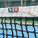 Vermont 3.5mm DT Championship Tennis Net [42ft] | ITF Regulation Net (Standard Headband)
