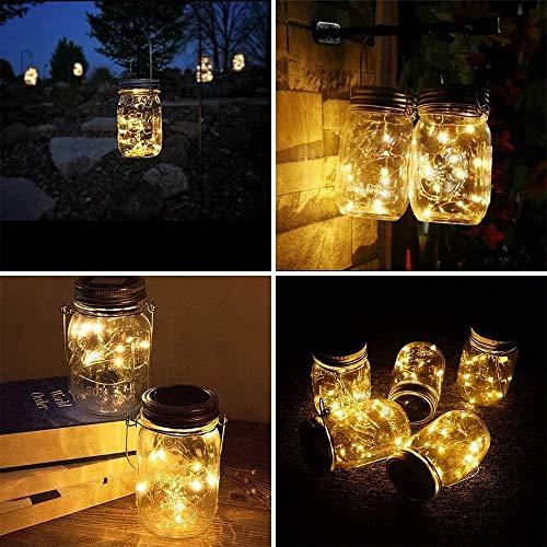 BGAJLGSVJF Outdoor Lights 20 LEDs Fairy...
