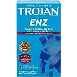 Trojan ENZ Armor Spermicidal Lubricated Condoms
