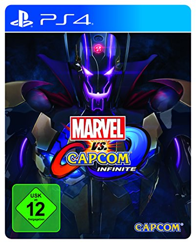 Marvel vs Capcom Infinite  - Deluxe Steelbook  Edition - [PlayStation 4]