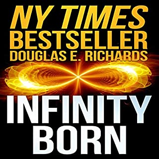 Infinity Born cover art