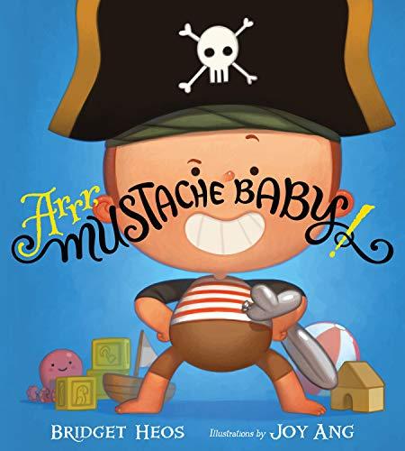Image of Arrr, Mustache Baby!