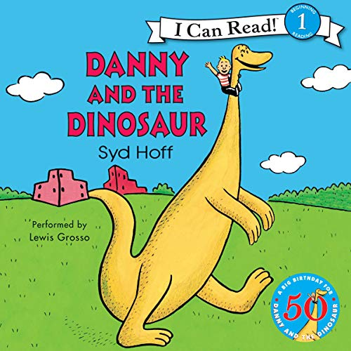Danny and the Dinosaur: 50th Anniversary Edition audiobook cover art
