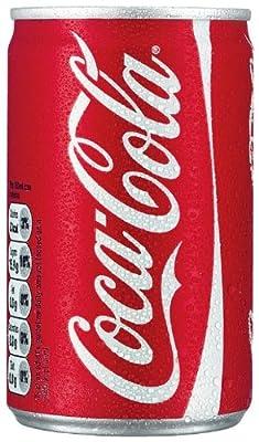 Coca Cola Mini Dosen 24x150ml