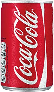 Coca Cola Can 150 Ml