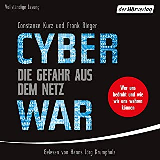 Cyberwar - Die Gefahr aus dem Netz Titelbild