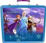 Reine des Neiges - Frozen - CFRO132 - Ma Boîte Métallique Créative - 60 Pièces