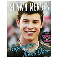 SHAWN MENDES ショーンメンデス - SUPERSTAR NEXT DOOR/雑誌・書籍