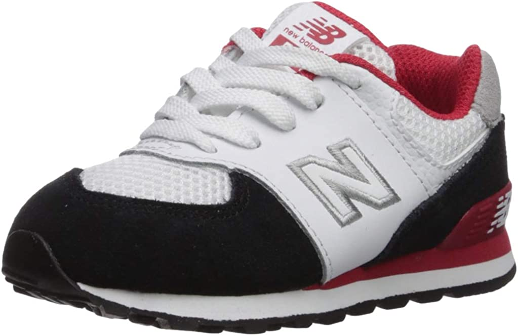 半額 New Balance Kids' 574 V1 本物◆ Summer Sport Lace-up Sneaker