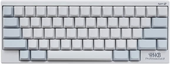 PFU Happy Hacking Keyboard Professional2 Type-S PD-KB400WNS English keypad-less