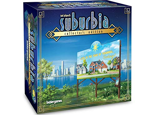 Bezier Games BEZ00035 Suburbia Collector Edition