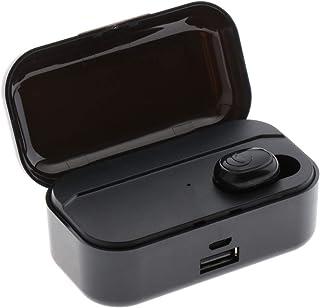 Nobranded Mini Earbuds Sport stereo hörlurar hörlurar mini sport stereo hörlurar – svart