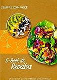 Receitas Fitness: Receitas Extremamente Deliciosas e Saudáveis Para Ajudar em seu Emagrecimento.