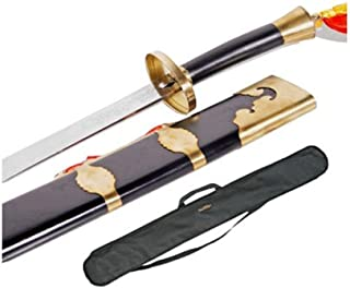 Tiger Claw Stainless Kung Fu Broadsword