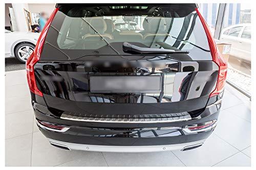 tuning-art L214 Edelstahl Ladekantenschutz für Volvo XC90 2 2015-5 Jahre Garantie