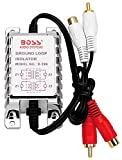 Boss Audio B25N Ground Loop Isolator Noise Filter [parallel import goods]