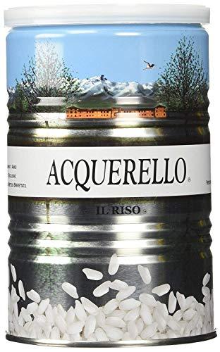 Riso Acquerello invecchiato 1 anno - 6 lattine da 500 g [3...