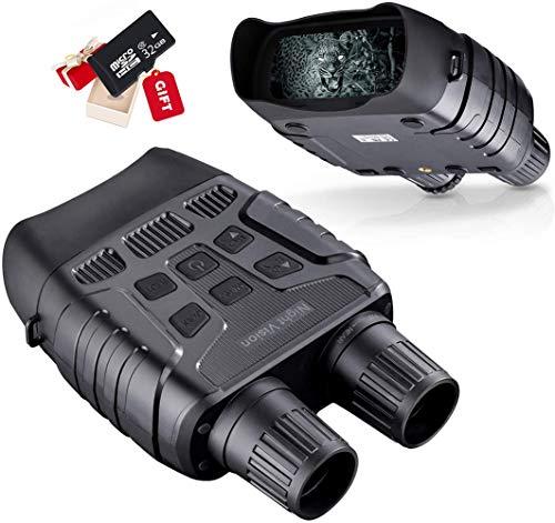 Digital Infrarot Nachtsichtgerät fernglas für Reisen Jagd und Überwachung, 2,31