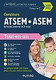 Concours ATSEM/ASEM - Tout-en-un - 2020-2021 (2020-2021)