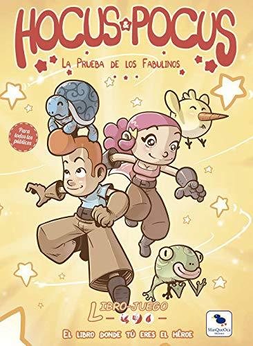 Hocus Pocus: El libro donde tú eres el héroe: 5 (Libro-Juego)