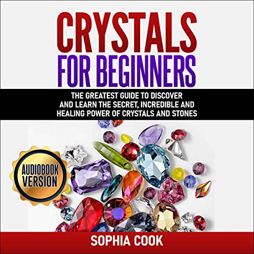 Crystals for Beginners Titelbild