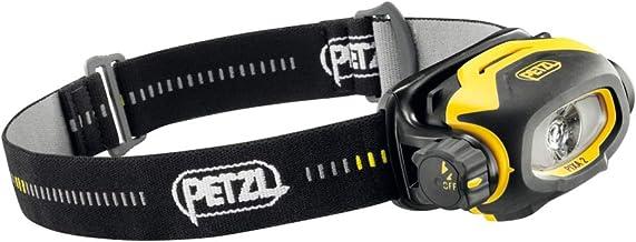 Petzl 650628 PIXA 2 Headlamp, 80 Lumen, Black/Yellow