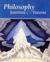 Philosophy : Questions and Theories