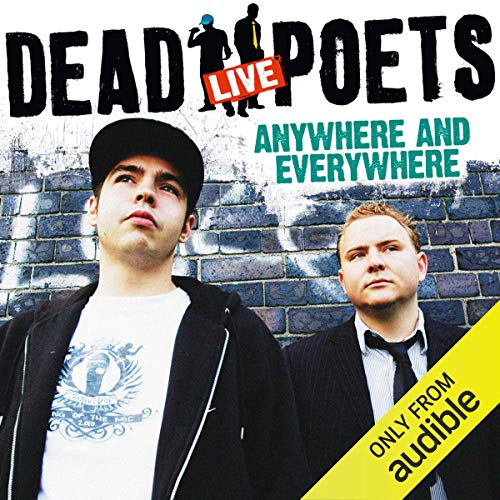 The Dead Poets Live: Anywhere and Everywhere copertina