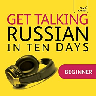 Get Talking Russian in Ten Days cover art