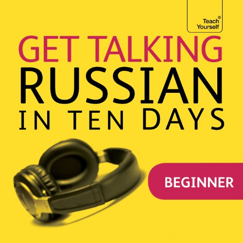 Couverture de Get Talking Russian in Ten Days