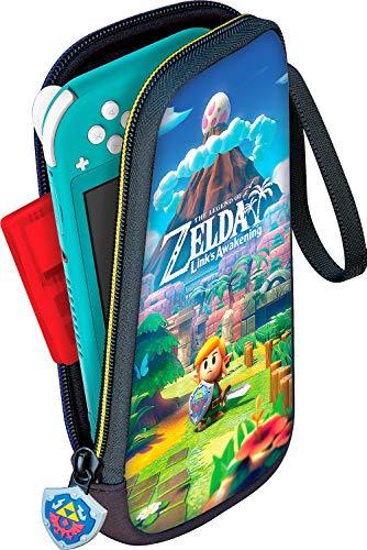 Sottile Custodia da Viaggio per Switch LITE. Licenza Zelda - Nintendo Switch