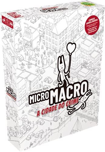 MicroMacro: A Cidade do Crime