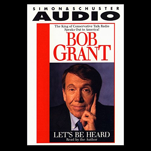 Let's Be Heard audiobook cover art