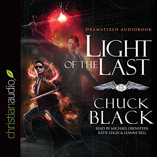 Light of the Last audiobook cover art