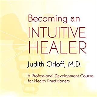 Becoming an Intuitive Healer cover art