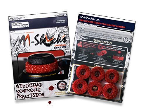 AAA-Shocks (Original Analogstick Aim Assistance Stossdämpfer Zielhilfe für Shooter Spiele):