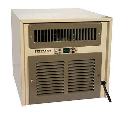 Breezaire WKL 1060 Wine Cooling Unit, 140 Cu.Ft. Capacity