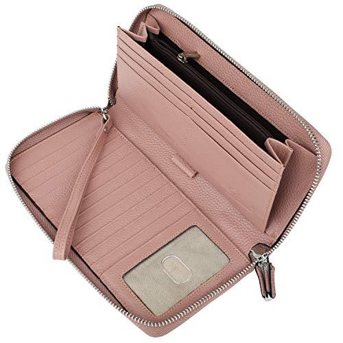Our #2 Pick is the Lavemi Women's Wristlet Wallet