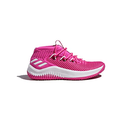 online store 2128b 79a70 adidas SM Dame 4 NBANCAA BC Shoe - Mens Basketball Pink