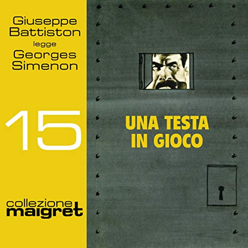 Una testa in gioco audiobook cover art